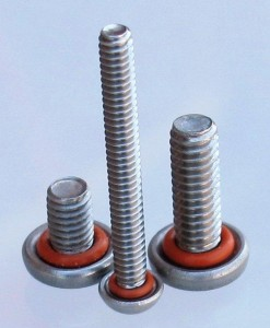 We Now Offer Quot Seal Screws Quot With Our Complete Line Of