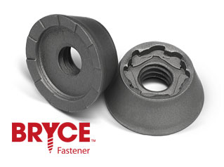 World S Most Tamper Proof Nuts Key Rex Nut Bryce Fastener