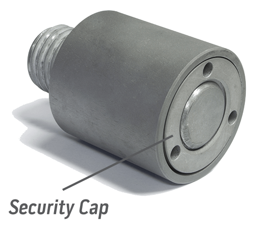 Security Cap - Tough Exterior